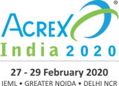ACREX India 2020- 27th - 29th February 2020, Expo Mart Limited, Dehli