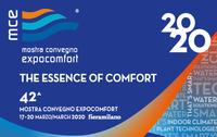 MCE-Mostra Convegno Expocomfort – 17-20 March 2020, Milan, Italy