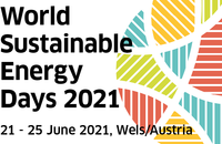 The World Sustainable Energy Days move to 21-25 June!