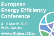 Call for Papers and Speakers: European Energy Efficiency Conference, www.wsed.at/call
