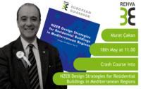 Crash Course into NZEB Design Strategies for Residential Buildings in Mediterranean Regions